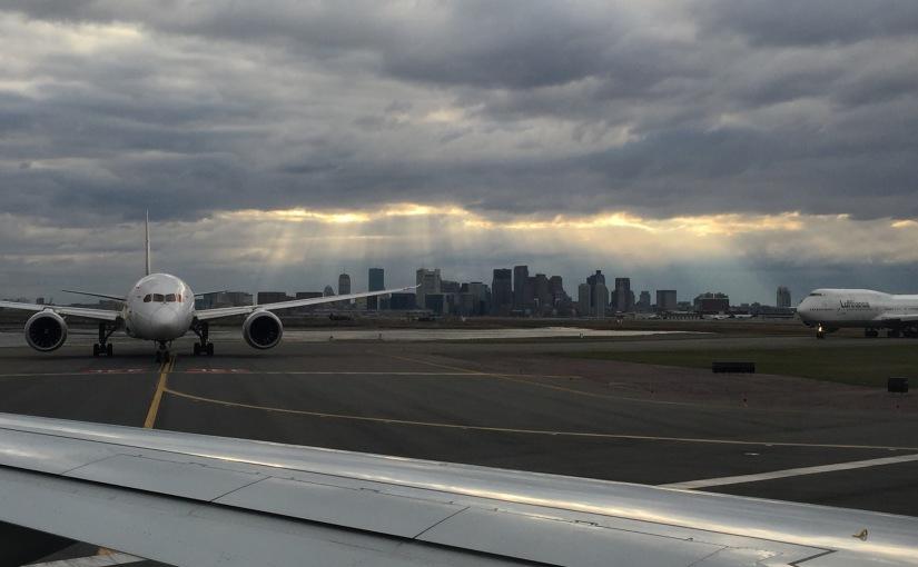Leavin' on a JetPlane