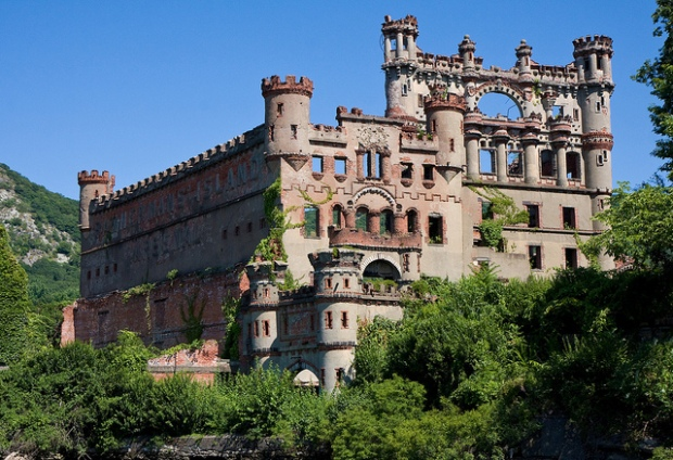 bannermans castle pollepel island 1