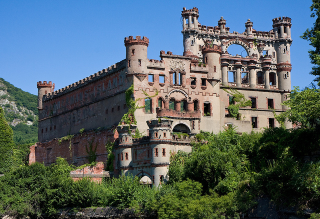 bannermans castle pollepel island 1