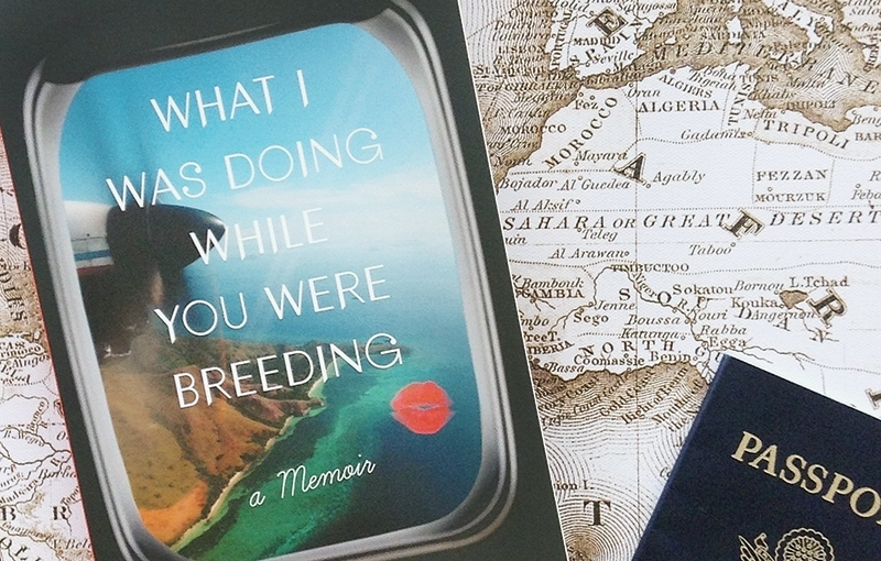 Book Review: What I Was Doing While You Were Breeding: A Memoir by KristinNewman