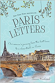 Book Review: Paris Letters by Janice MacLeod